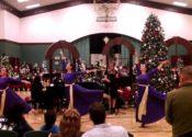 Praise Dance Christmas Performance